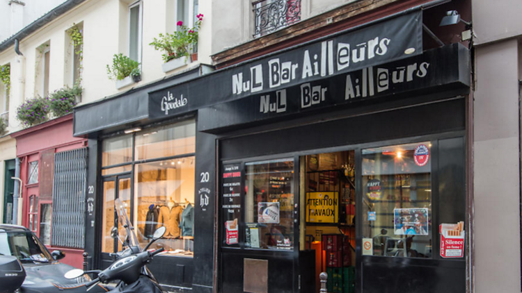 Nulle Bars Ailleurs