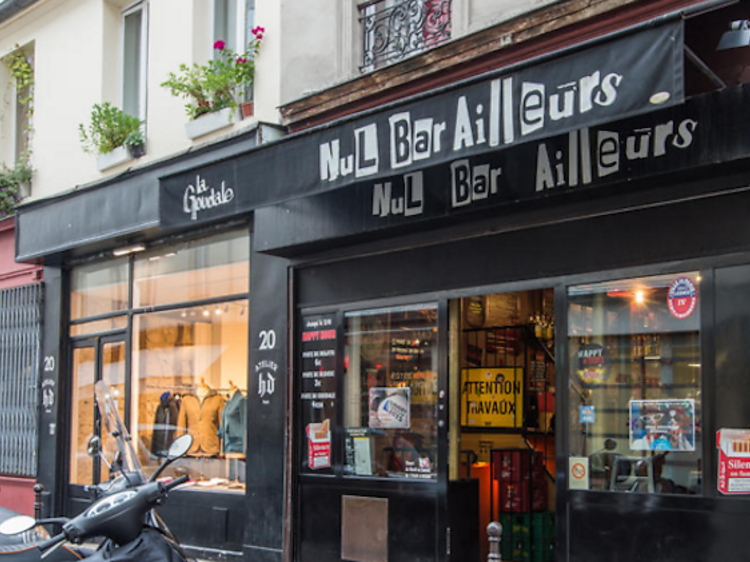 Le Nul Bar Ailleurs