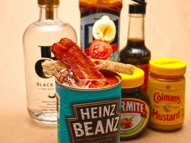 Get pissed the patriotic way with the Full English cocktail
