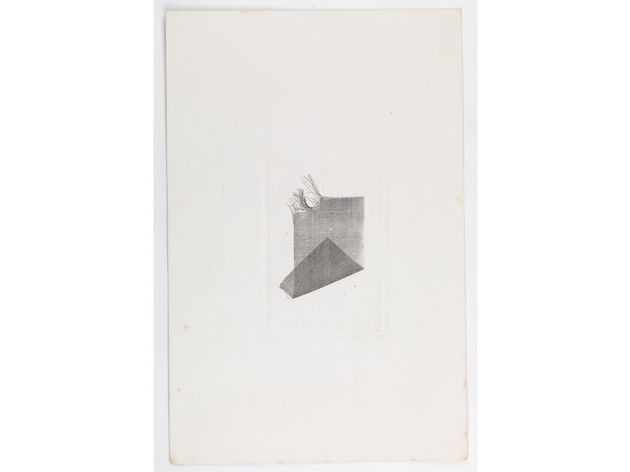 (William Henry Fox Talbot: 'Folded Piece of Muslin'. © National Media Museum)