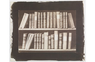 (William Henry Fox Talbot: 'A Scene in a Library'. © National Media Museum)