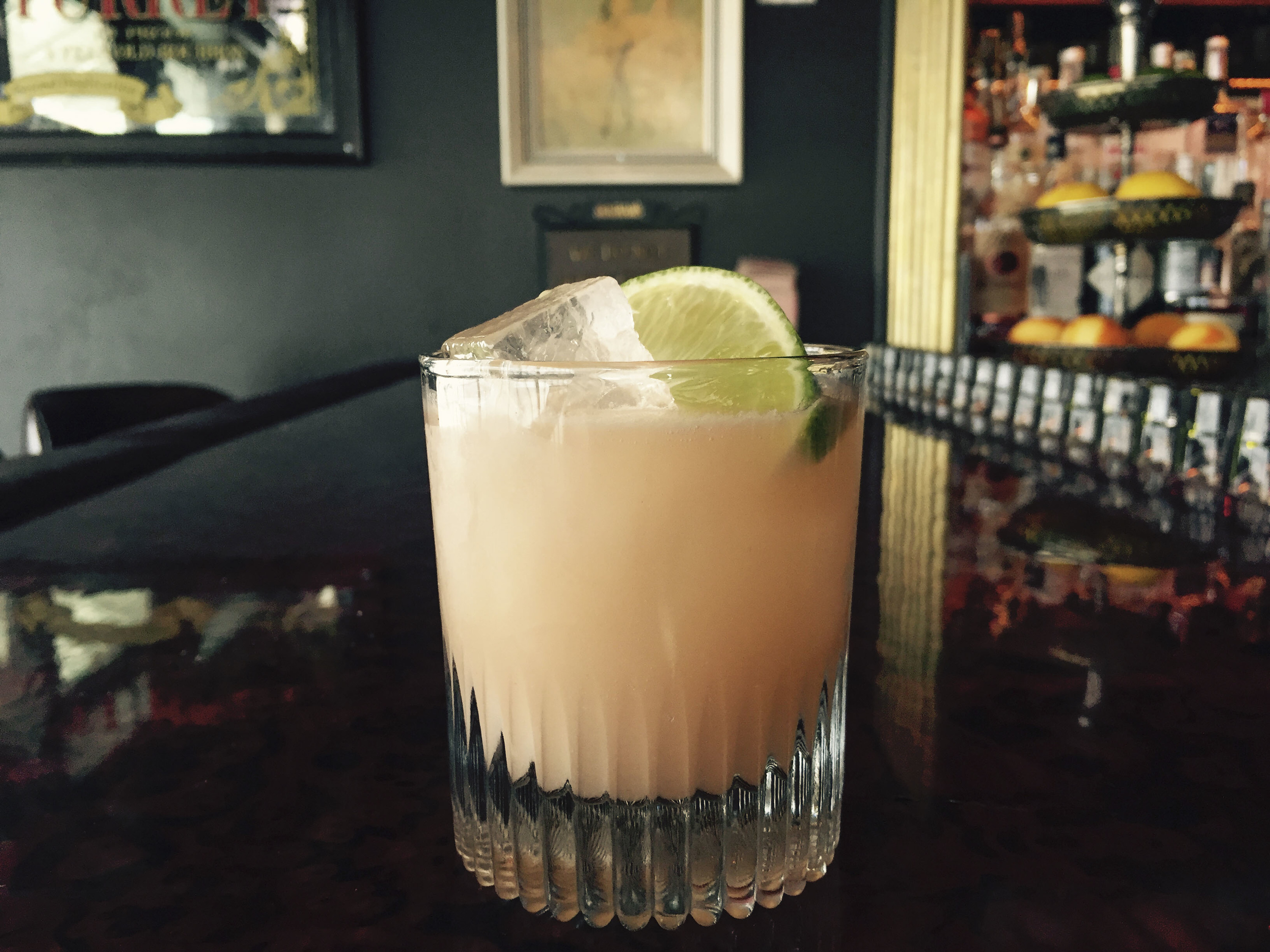 Horchata Margarita at Best Intentions