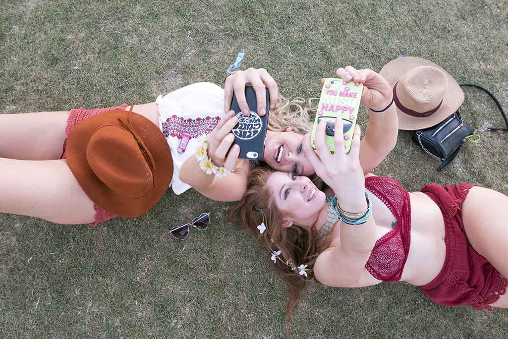 You can get same-day Amazon delivery at Coachella this year