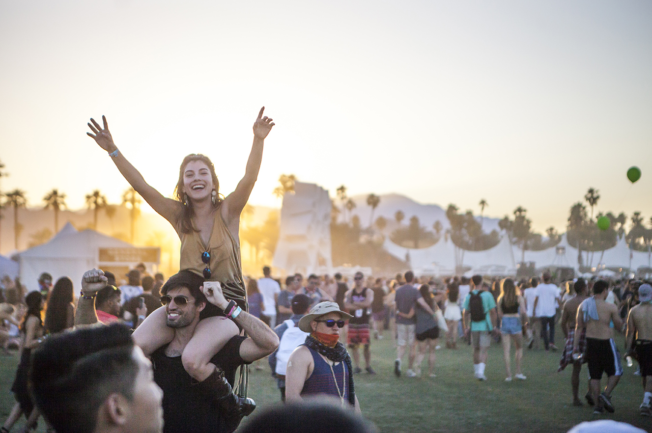 The best photos of Coachella 2016