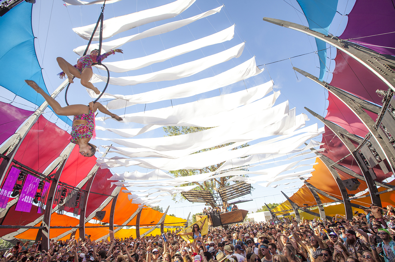Music festivals within driving distance of LA