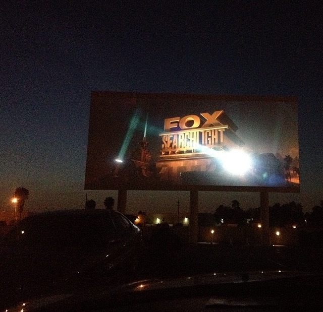 Paramount Drive-In Theatre
