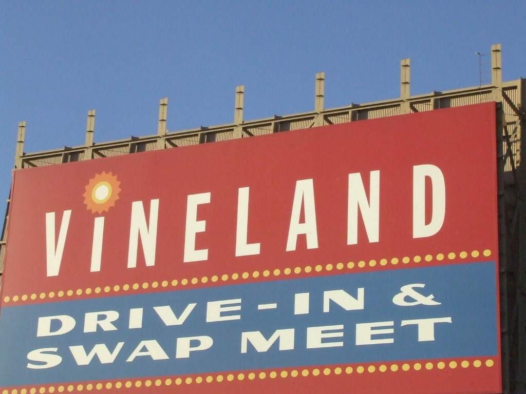 Vineland Drive-In Theatre