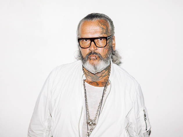 Sven Marquardt white on while photographer credit Ole Westermann