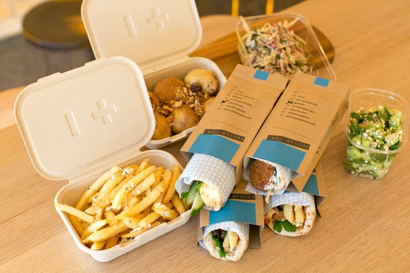 Melbourne's favourite local takeaway lunch