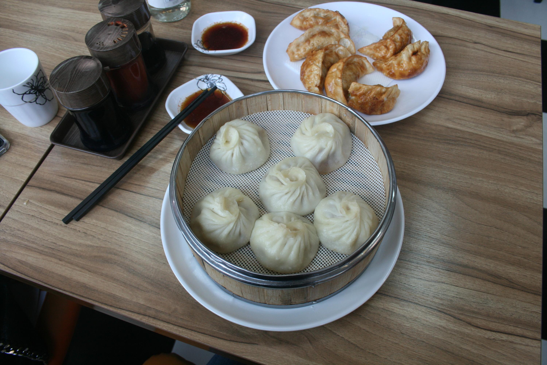 Mr. Suhwang Dumpling