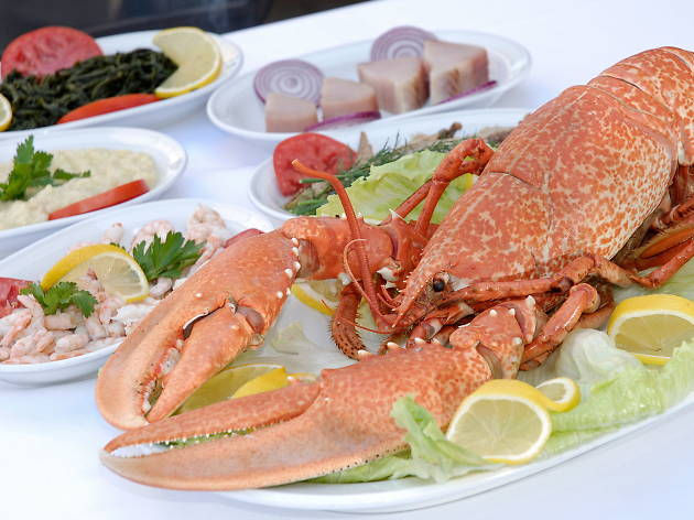Best Seafood Restaurants Now