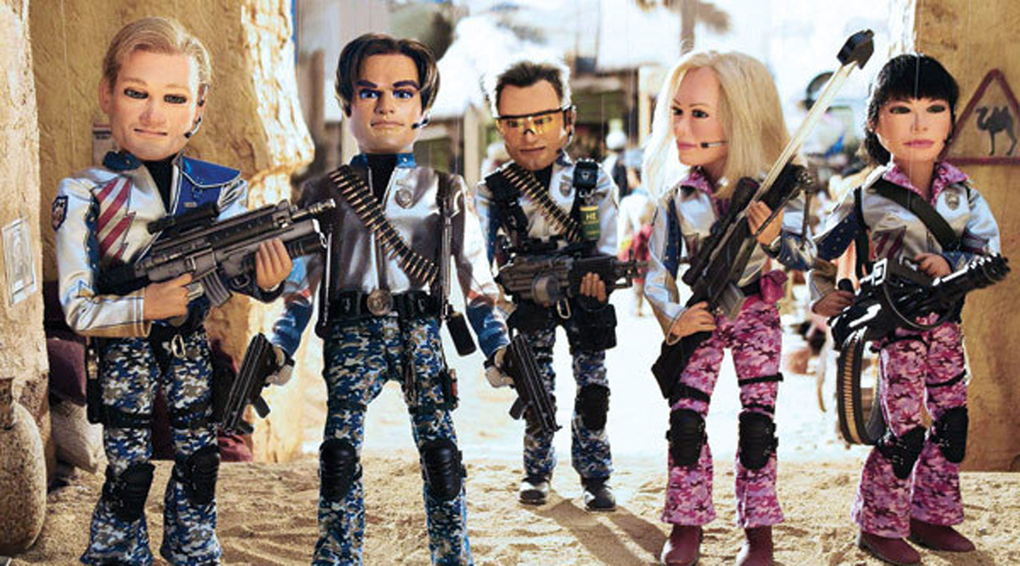 4th July special: 'Team America: World Police'
