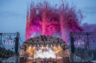 wilderness festival competition: main stage