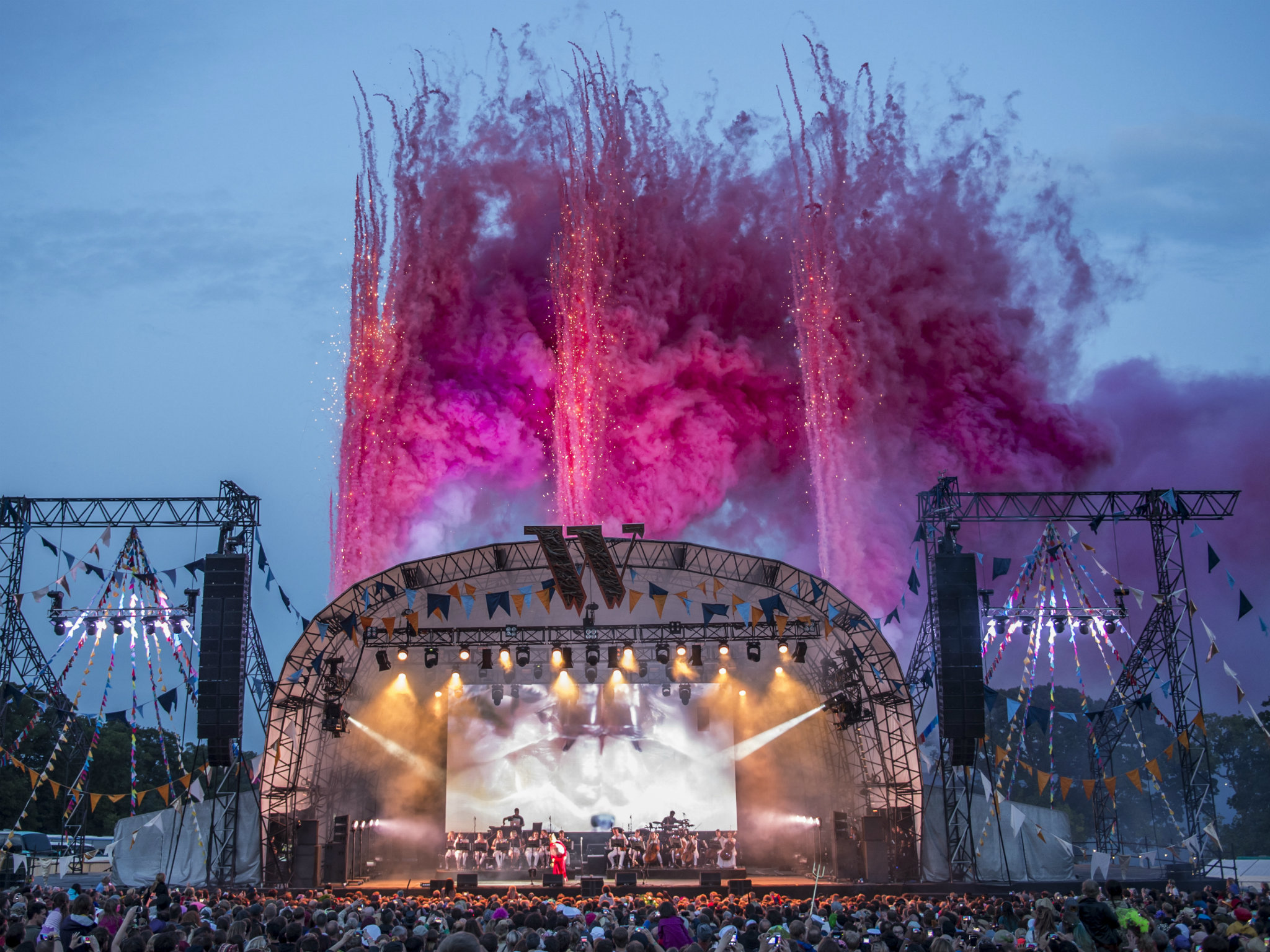 Win one of five pairs of tickets to Wilderness festival