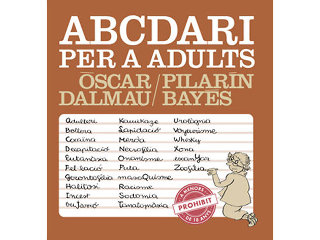 Abecedari per a adults