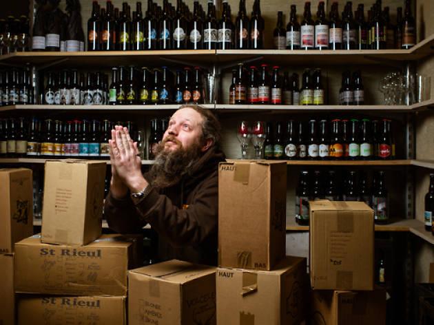 la cave à bulles paris beer week bière
