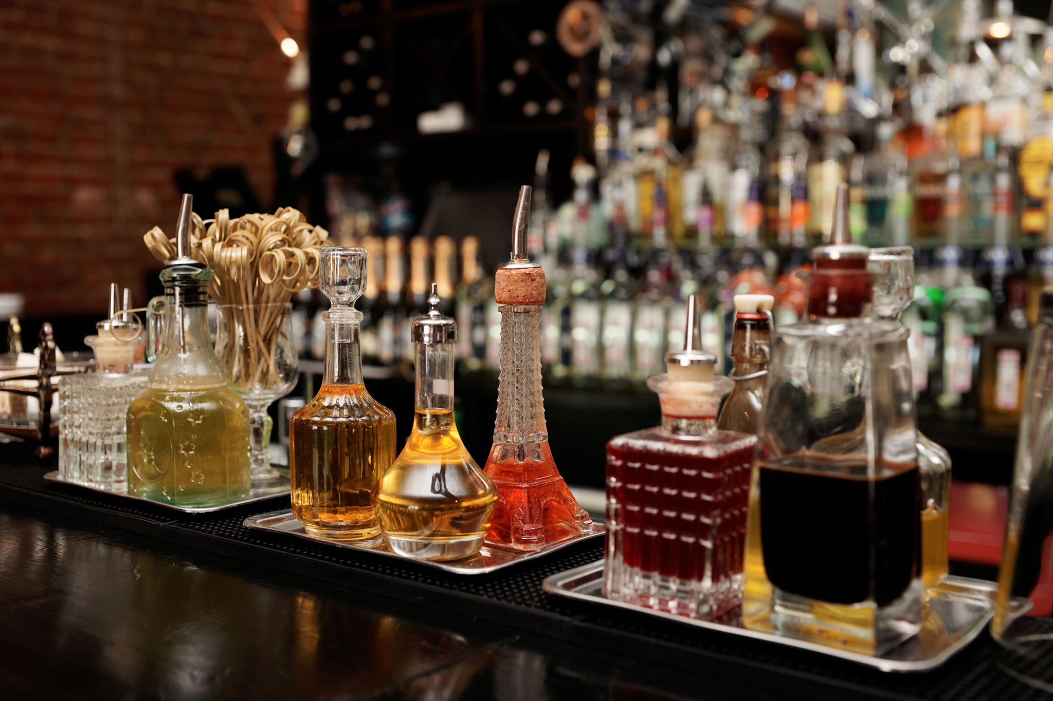 Top bartenders' favorite things to stock in their home bars