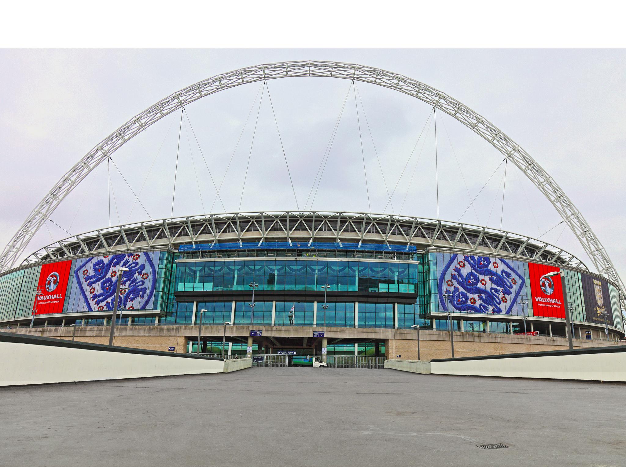 Wembley Stadion Verein