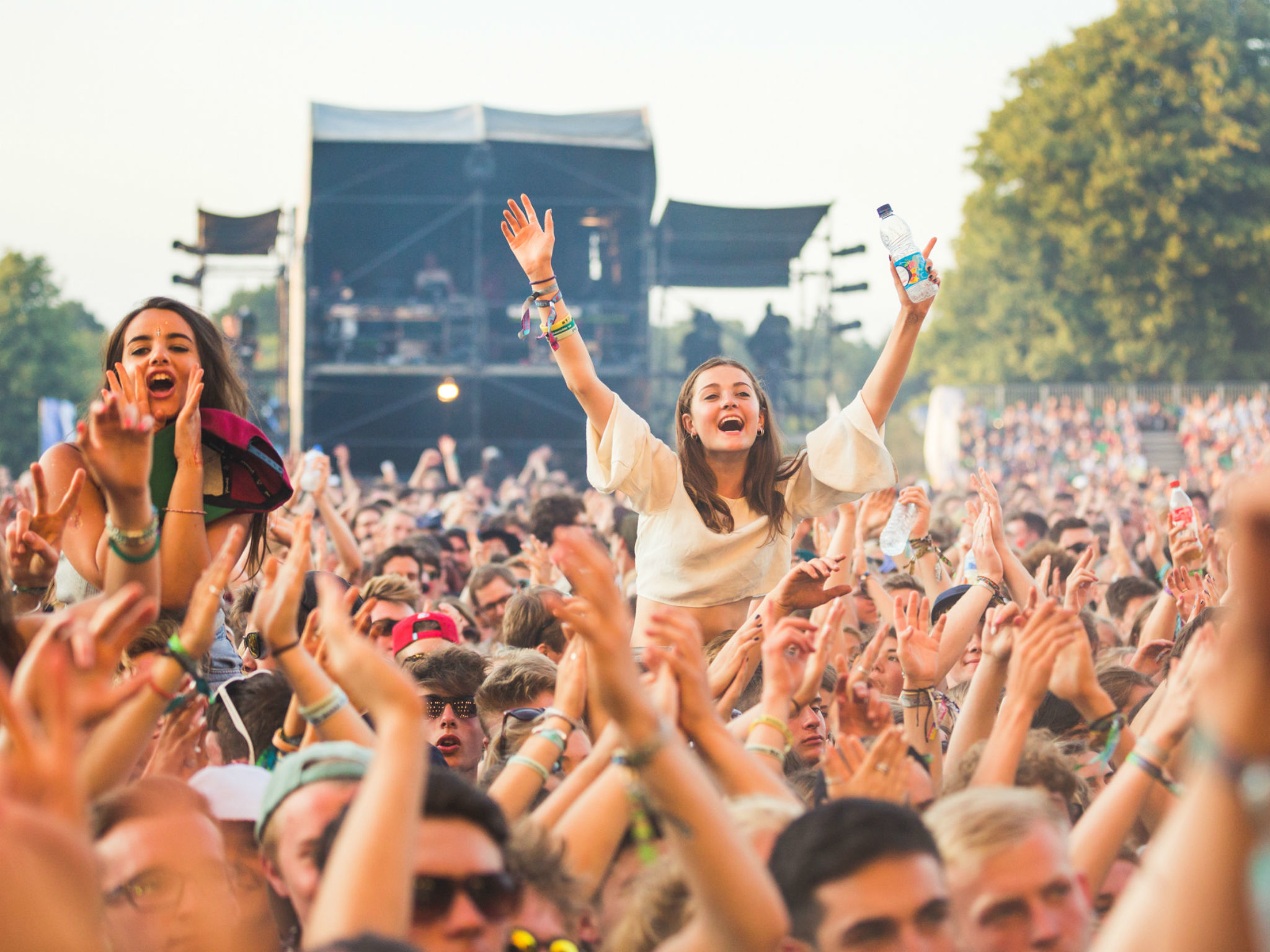 Win a pair of weekend camping tickets to Latitude festival