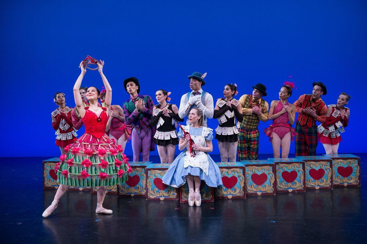 The Alice-in-Wonderland Follies
