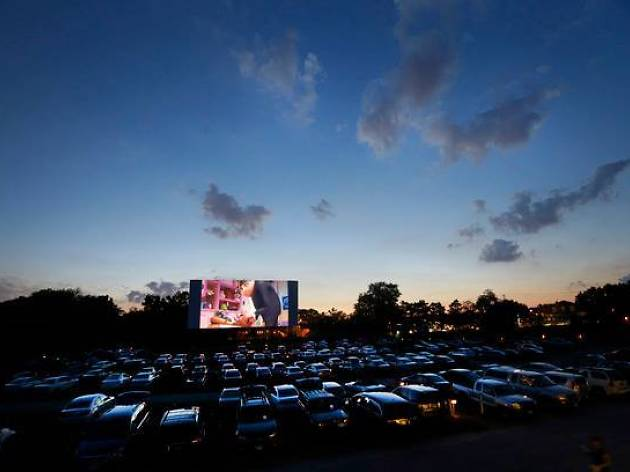 The best drive-in theater options in Southern California