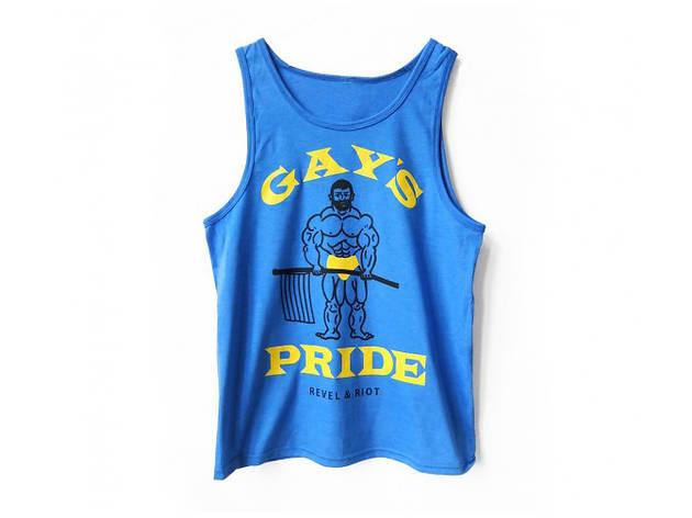 Gay's Pride Tank Top