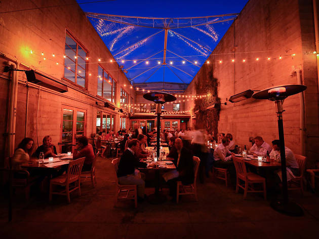 The most romantic restaurants in San Francisco