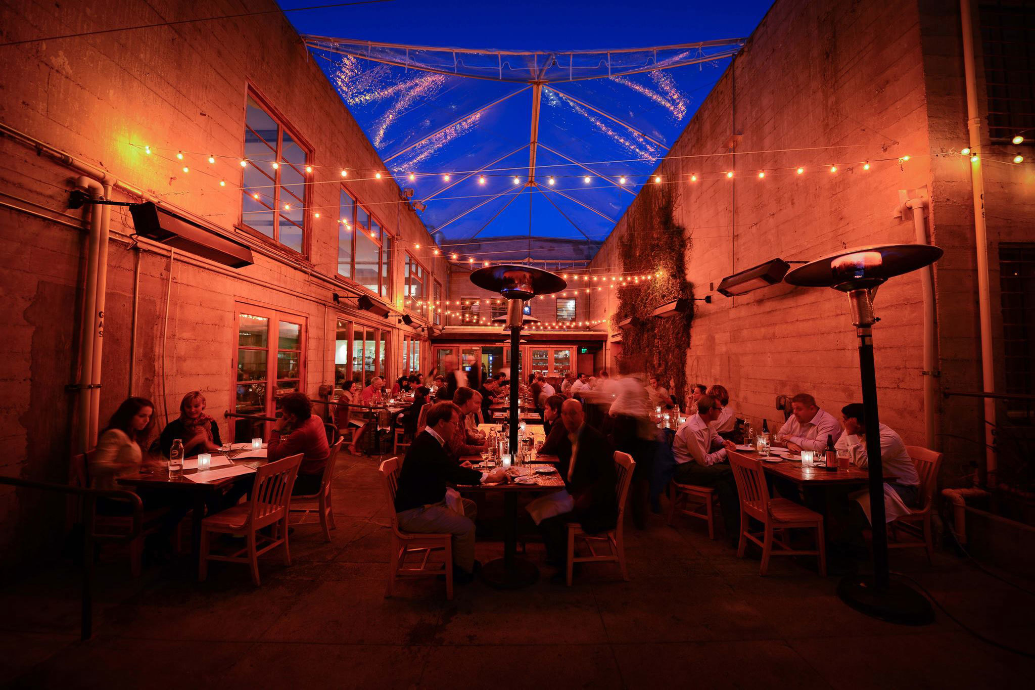 The most romantic restaurants in SF