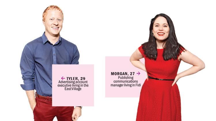 Tyler and Morgan