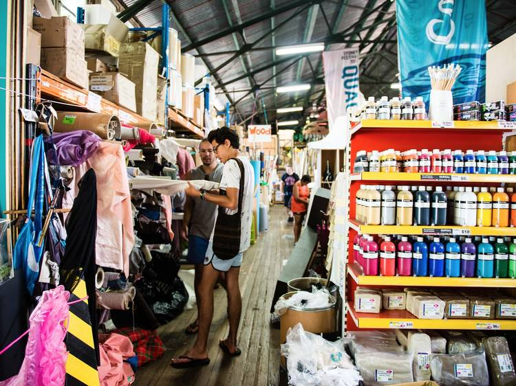 Where to repair, reuse and up-cycle your stuff in Sydney