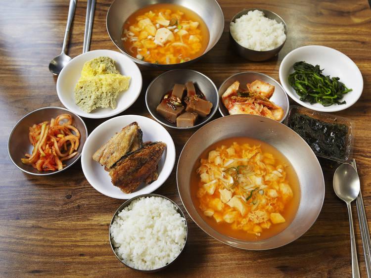 Bukchon Sik-dang