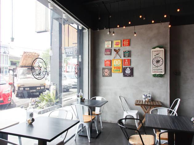 Frisson Coffee Bar