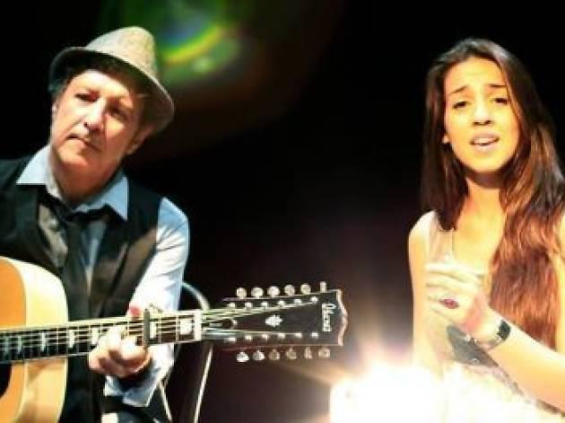 Paraules d'amor: 'No hi ha dia sense tu', concert de Toni Xuclà i Gemma Humet