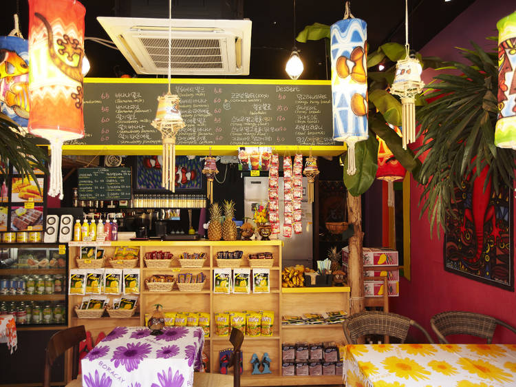 Mango Rang Philippines Dessert Café
