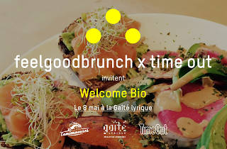 Feelgoodbrunch X Time Out : Welcome Bio