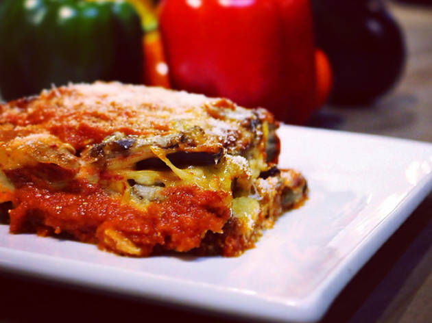 A restaurant serving 21 types of lasagne has opened in Soho
