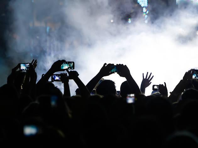 mobils a festivals