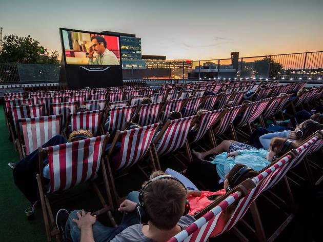 Rooftop Film Club, Stratford