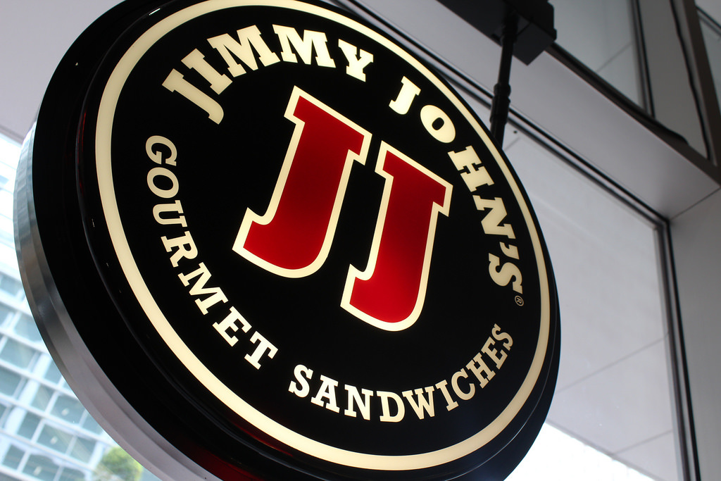 Here are all the Chicago Jimmy John's locations selling $1 subs