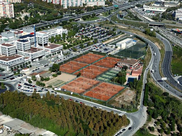 Complex Esportiu Tennis Hospitalet