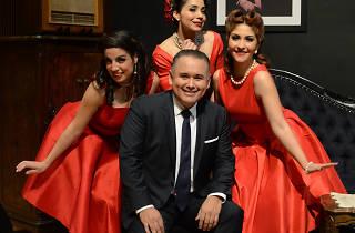 Javier Camarena canta a Cri-crí en el CENART