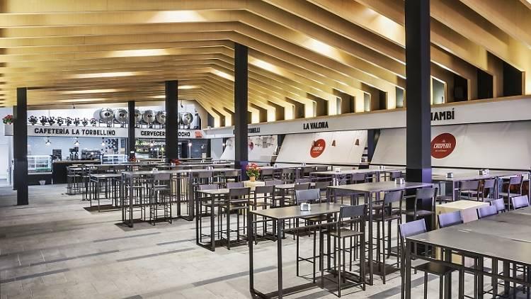 La Chispería: nuevo espacio 'gastro' en el Mercado de Chamberí