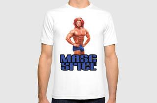 Masc Spice T-shirt