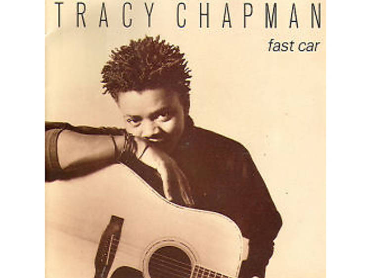"Tracy Chapman, ""Fast Car"""