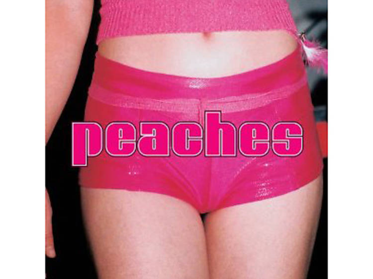 "Peaches, ""Fuck the Pain Away"""