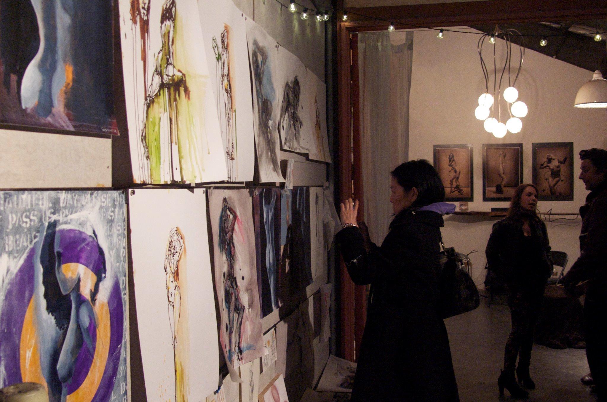 1003 Art Gallery & Lounge