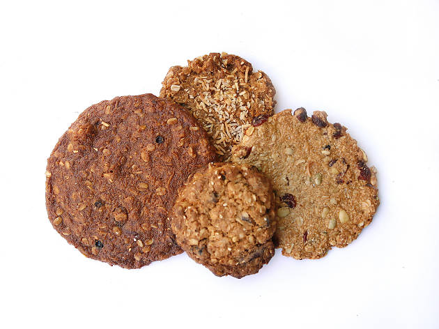 The best ANZAC biscuits