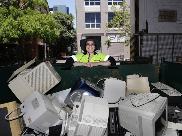 City of Sydney E-Waste Collection Day