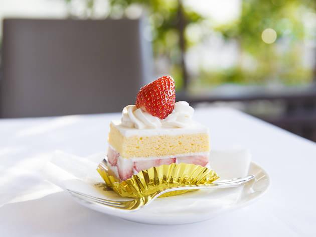 Round off with a hot dessert...
