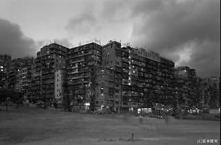 九龍城砦 Kowloon Walled City